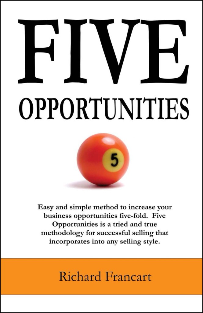 Five Opportunities Book picture